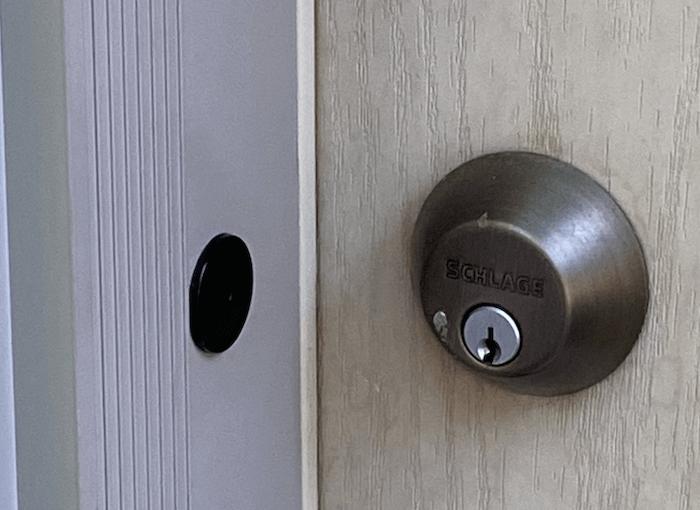 NFC Tag Near Door